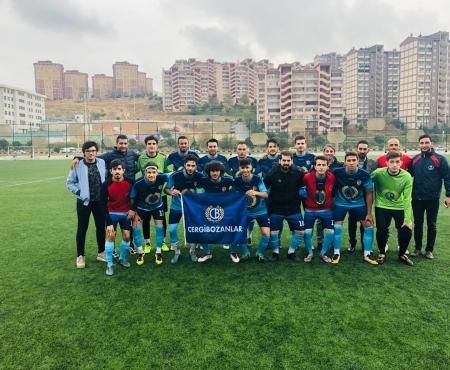 Sporun ve sporcunun destekçisi olan CERGİBOZANLAR A.Ş.'den  Gazisaray Spor Kulübüne destek