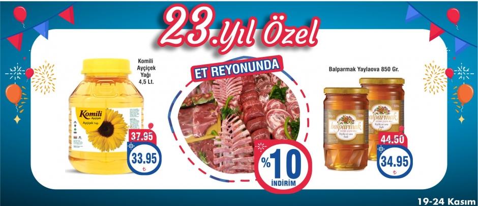 Cergibozanlar Marketler Zinciri - Gaziantep